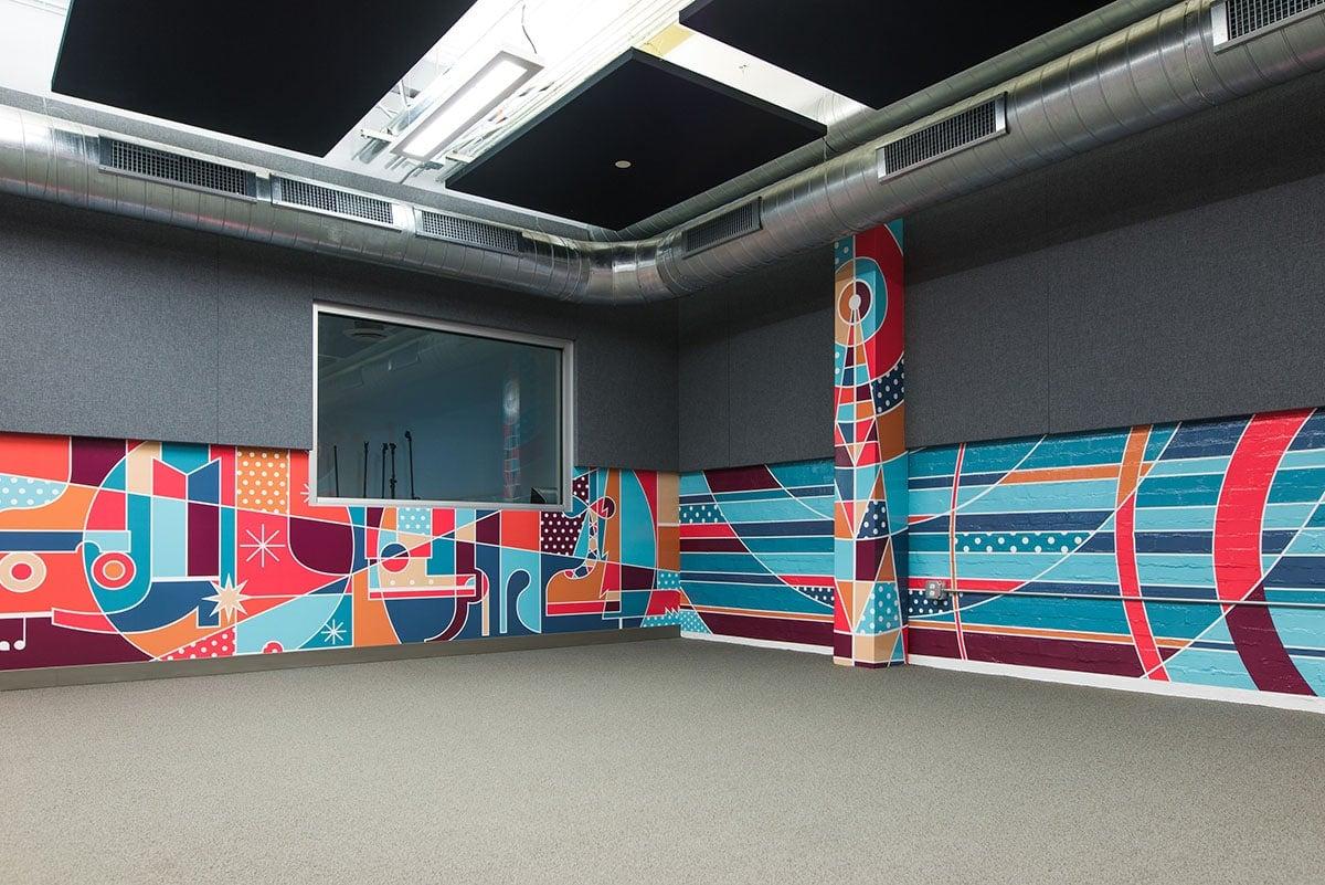 KOSU Mural Matt Goad 0816