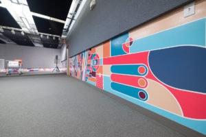 KOSU Alive Mural